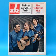 DDR Zeit im Bild ZB NBI 20/1967 Karl-Marx-Stadt Welzow-Süd Friedensfahrt ES 3150