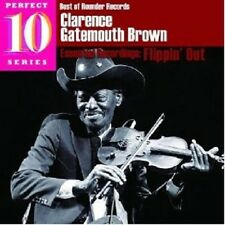 "Clarence ""Gatemouth"" Brown-Best of rounder: Flippin out CD NEUF"