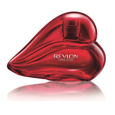 REVLON LOVE IS ON Eau de Tolilette 50 ml Spray - EDT - Profumo Donna