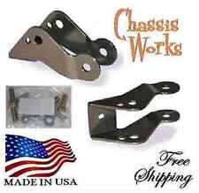 1988-1998 Chevy GMC C1500 Rear Drop Shock Extenders Extensions Lowering Kit