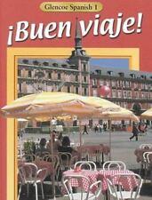 !Buen viaje!, Course 1, Student Edition McGraw-Hill, Glencoe Hardcover
