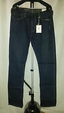 American Eagle Vintage Slim-Dark Brushed Washed Skinny leg W34/L34