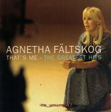 Agnetha Fältskog: That's Me - The Greatest Hits (ex ABBA-Sängerin) | CD NEU