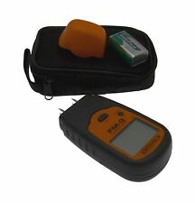 Digital Damp Moisture Tester / Meter For Wood Timber Logs Turning Lathe Carving