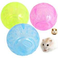 1Pcs Pet Playing Toy Hamster Gerbil Rat Plastic Exercise Small Mini Ball 3 Color