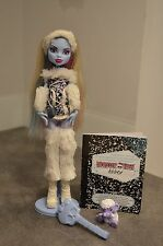 Monster High Abbey Boominable 1 wave Accessories