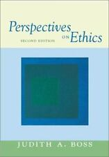 Perspectives on Ethics by Judith A. Boss (2002, Paperback)