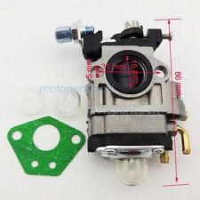 Carburetor Carb For 33 43 49 cc Pocket Bike ATV Goped Blade Z Scooter Mini Moto