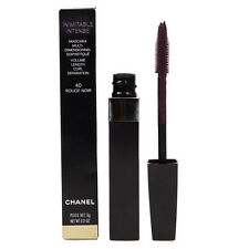 CHANEL INIMITABLE INTENSE MASCARA DARK RED - 40 ROUGE NOIR - VOLUME LENGTH 6G