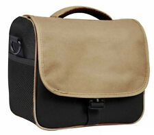 Designer Khaki DSLR Camera Bag, HAN-E226678100000