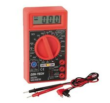 7 Function Electronic Digital Multimeter A/C DC Voltage Current Resistant Tests