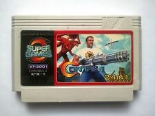 Super Contra - Famicom Famiclone Nes Cartridge