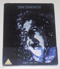 El Jovencito Frankenstein Blu Ray Steelbook Zavvi UK Limited Nuevo Sellado - 1000 copias