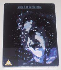 El Jovencito Frankenstein Blu Ray Steelbook Zavvi UK Limited Nuevo Sellado - 1000 copias