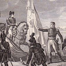 Général Jean-Baptiste Milhaud Napoléon Bonaparte Empire Arpajon sur Cère 1825