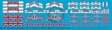 Peddinghaus 1/1250 Royal Navy British Naval Warfare Force Markings WWII 2994