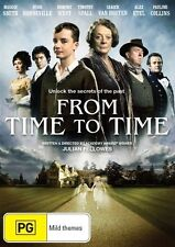 FROM TIME TO TIME (DVD Movie), Region: 4,  Brand New & Sealed