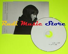 CD Singolo ANTONY and the Johnsons You are my sister London 2005 Boy George(S8)