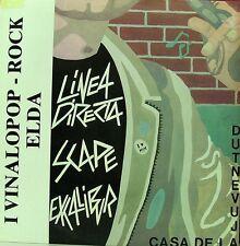 I VINALOPOP ROCK ELDA (CASA DE LA JUVENTUD)-LINEA DIRECTA + SKAPE + EXCALIBUR