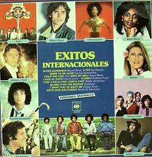 EXITOS INTERNANCIONALES-MIGUEL BOSE + JOE DASSIN + PATRICK HERNANDEZ +