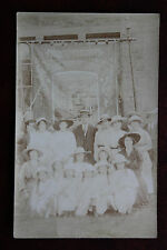 SUPERB LONGWOOD WESLEYAN SUNDAY SCHOOL RP HUDDERSFIELD c1910? WEST YORKSHIRE