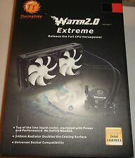 Thermaltake Water 2.0 Extreme 240mm Radiator Kit With Intel / AMD CPU Block