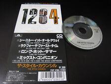 """Style Council How She Threw It All Away Japan 3"""" Mini CD MOD Paul Weller Jam CDS"""