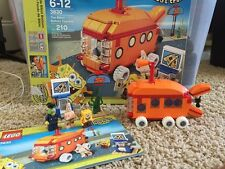 LEGO SpongeBob 3830 The Bikini Bottom Express 100% complete with instructions
