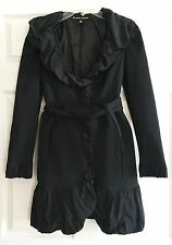 BLANC NOIR FITTED JACKET SIZE XS