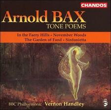 Arnold Bax: Tone Poems, New Music