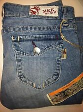 MEK DENIM JEANS New York BOOT Cut Size 29 $119