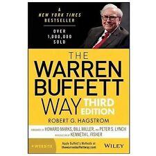 The Warren Buffett Way by Hagstrom, Robert G.