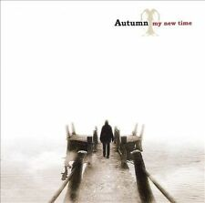 Autumn : My New Time CD (2007) BRAND NEW