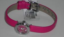 Marc By Marc Jacobs Amy Dinky Pink Watch NEW with Box and tags**