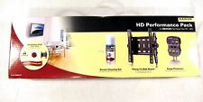 "New Sanus ELM901-B1 Tilting TV Wall Mount 15"" to 40"" Surge Protector Cleaner Kit"