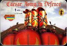 Strelets Models 1/72 CAESAR ROMAN ARMY IN DEFENCE Figure Set