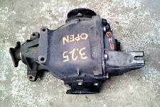OEM BMW E23 735i 745i TURBO OPEN DIFFERENTIAL 3.25 REAR END - NON POSI