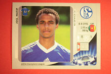 PANINI CHAMPIONS LEAGUE 2012/13 N. 109 MATIP SCHALKE 04 BLACK MINT!