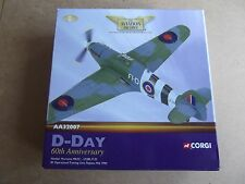 Corgi Aviation 1/72 Hawker Hurricane MKIIC , Training Unit Peplow 1944 AA32007