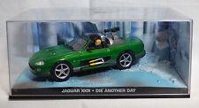 1:43 - James Bond Modellauto Collection -Jaguar XKR