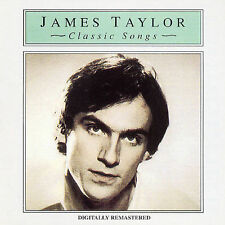 Classic Songs [Remaster] by James Taylor (Soft Rock) (CD, Jan-1992, Wea)