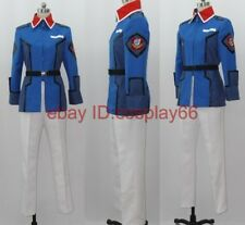 japan anime seed Gundam Earth Army cosplay costume any size custom