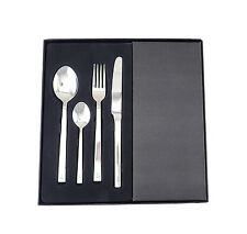 New24 Piece Stainless Steel Nautical Cutlery/Flatware Set for Boat, Gift