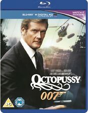 Octopussy - Blu-Ray + Ultraviolet Download - Special Edition - John Glen