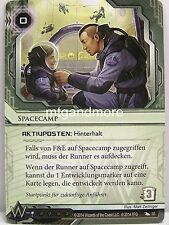 Android netrunner LCG - 1x spacecamp #010 - orden y caos