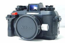 Nikon Nikonos IV-A 35mm Film Camera  w/ 35mm F/2.5  SN4184307  **Near Mint**