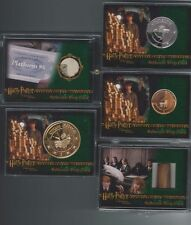 Harry Potter Sorcerer's Stone INCENTIVE 25 case BRONZE Knut coin #/40