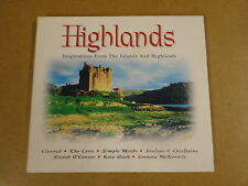 CD / HIGHLANDS - INSPIRATIONS FROM THE ISLANDS AND HIGHLANDS