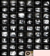 16mm Film-Deutscher Reportagefilm ca.1966-Köln-Ludwigshafen-Nürnberg Lebkuchenfa