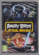 Angry Birds Star Wars NUOVO + SIGILLATO PC CD ROM GAME (P981)